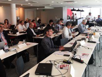 The 5th  ISO/CASCO WG44 meeting was held on September 20-23, 2016 in Geneva, Switzerland.